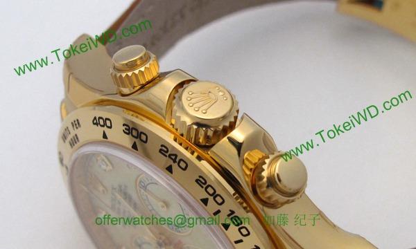 ROLEX ロレックス スーパーコピー 時計 デイトナ 116518NG