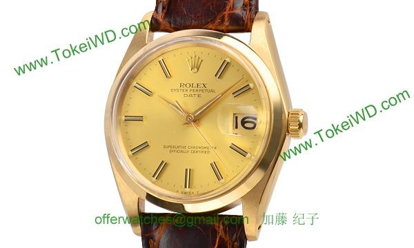 ロレックス 1503 コピー 時計