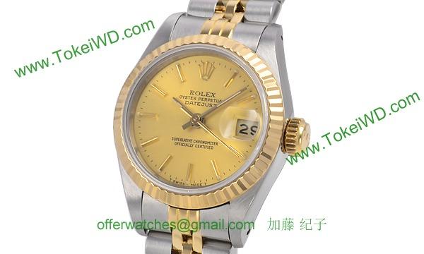 ロレックス 69173 コピー 時計