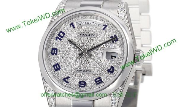 ロレックス 118296ZEA コピー 時計