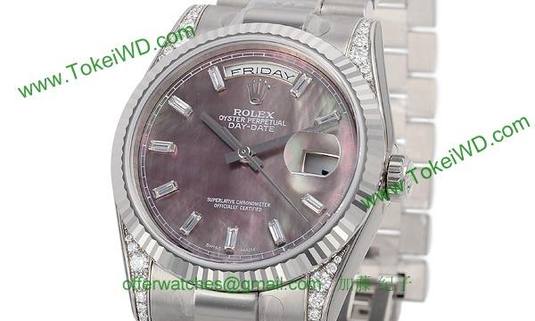 ロレックス 118339NCA コピー 時計