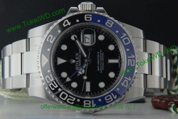 ロレックス 116710BLNR コピー 時計
