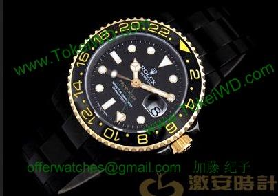 ロレックス  16713 コピー 時計