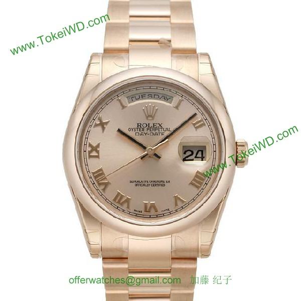 ロレックス 118205F コピー 時計