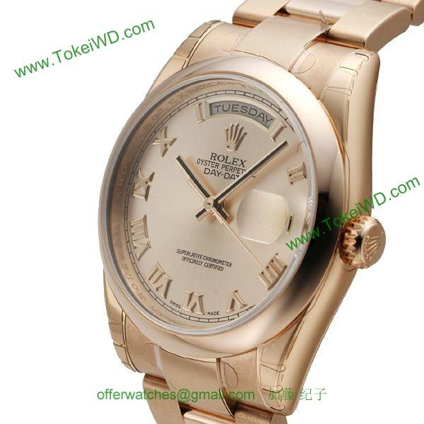 ロレックス 118205F コピー 時計[1]