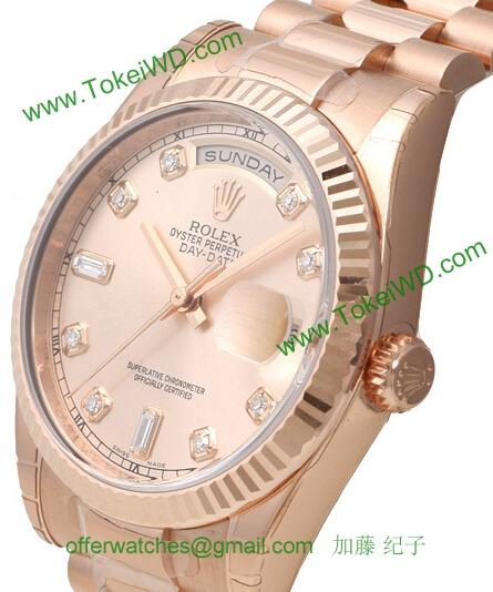 ロレックス 118235FA コピー 時計[1]