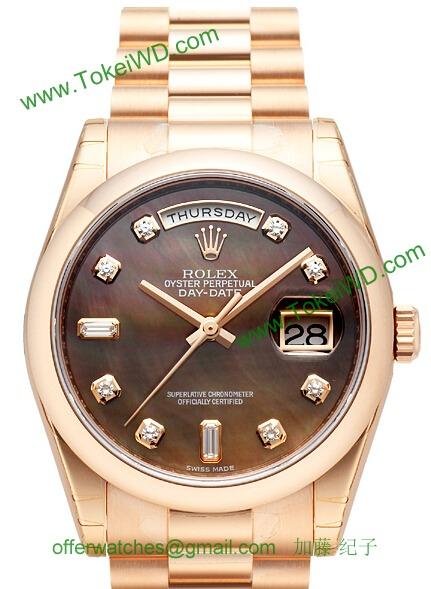 ロレックス 118205FNG コピー 時計