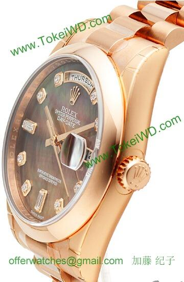 ロレックス 118205FNG コピー 時計[1]