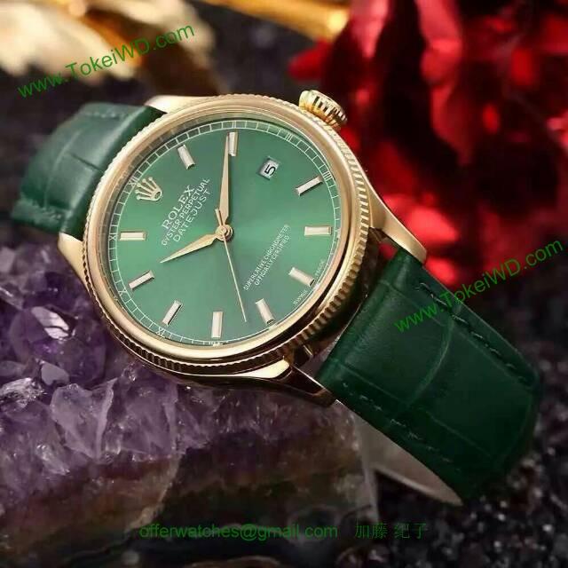ロレックス  15668 コピー 時計