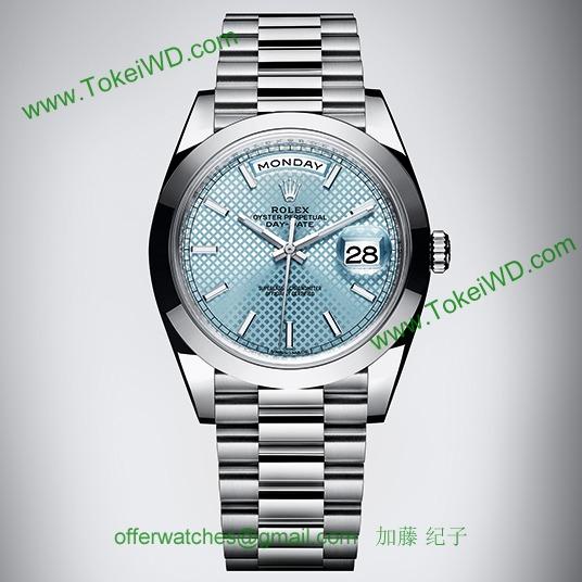 ロレックス 228206 コピー 時計