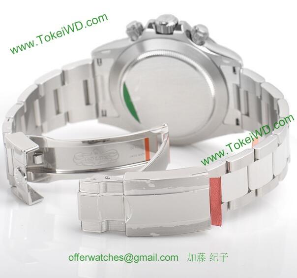 ロレックス 116500LNブラック スーパーコピー 時計[2]