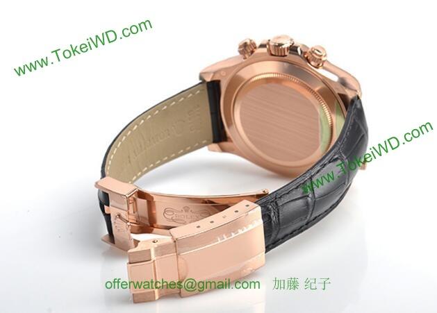 ロレックス 116515LN-A スーパーコピー 時計[2]