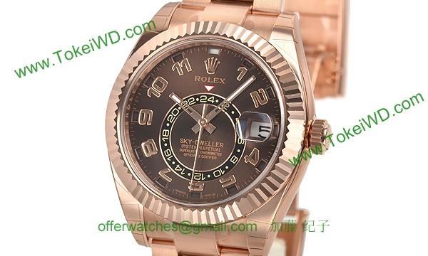 ロレックス 326935 スーパーコピー 時計