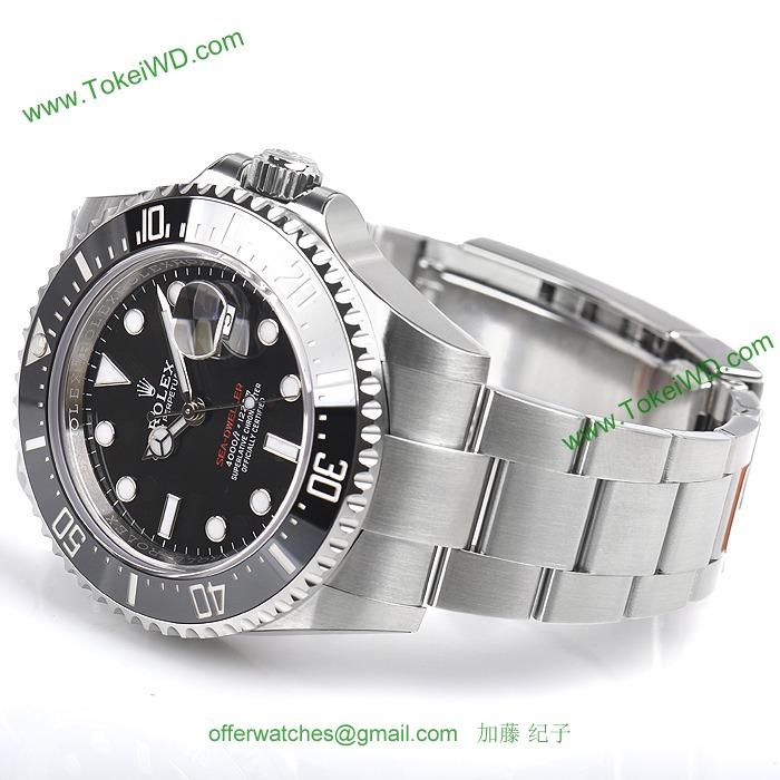 ロレックス シードゥエラー 126600 SEA 腕時計【1】