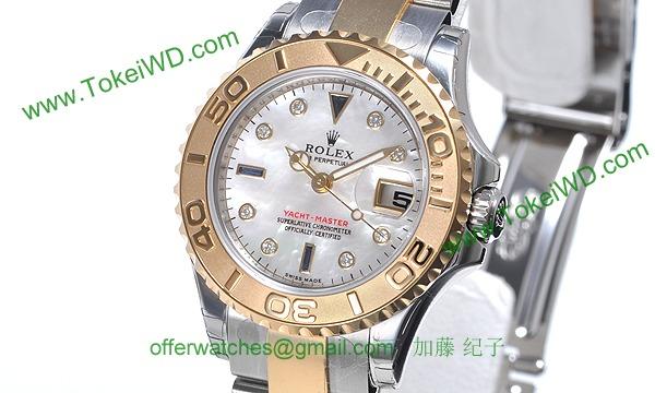 ロレックス(ROLEX)時計コピー ヨットマスター 169623NGS