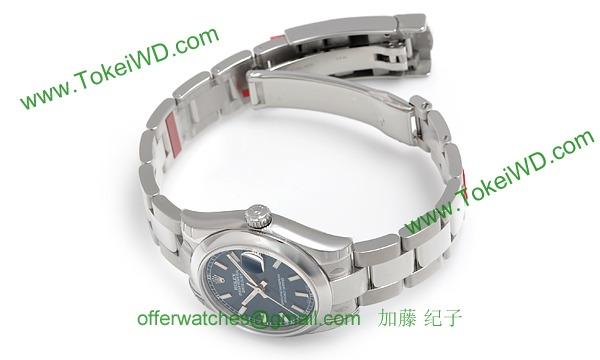 ロレックス(ROLEX) 時計 デイトジャスト 178240