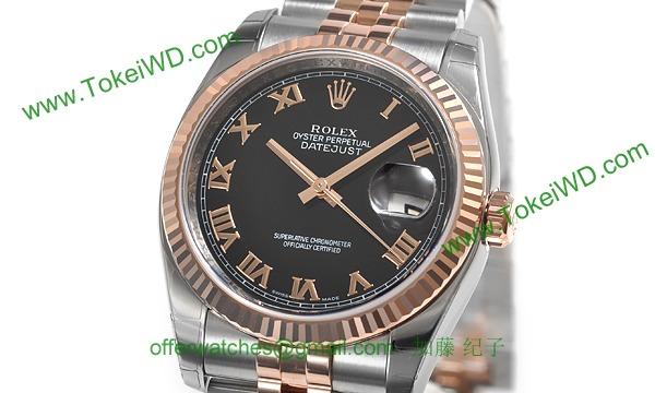 ロレックス(ROLEX) 時計 デイトジャスト 116231