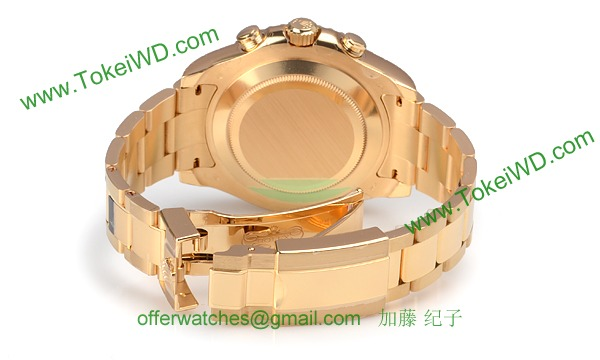ロレックス(ROLEX)時計コピー ヨットマスターII 116688