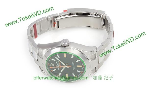 ロレックス(ROLEX) 時計 ミルガウス 116400GV