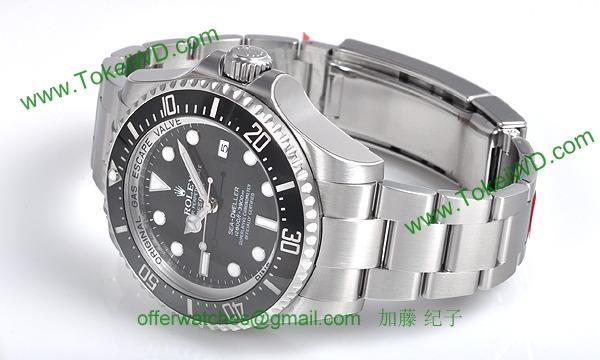 ロレックス(ROLEX) 時計 シードゥエラー ディープシー 116660