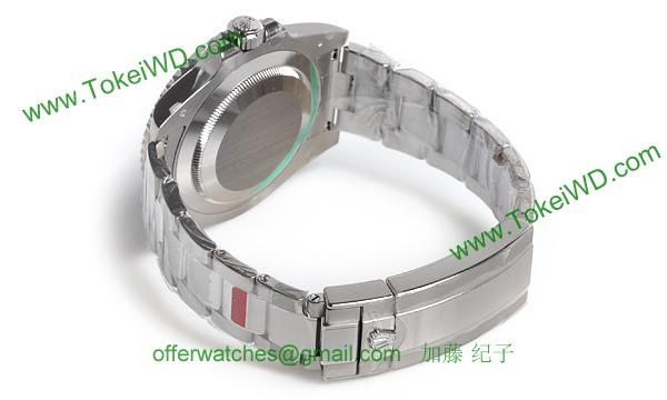 ロレックス(ROLEX) 時計 サブマリーナデイト 116619LB