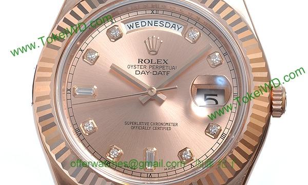 ロレックス(ROLEX) 時計 デイデイトII 218235A