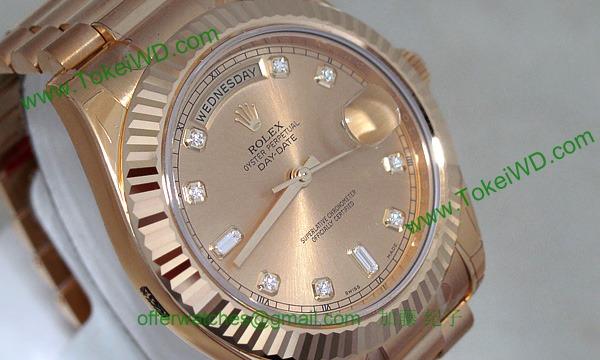 ロレックス(ROLEX) 時計 デイデイトII 218238A