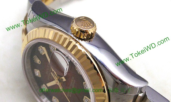 ロレックス(ROLEX) 時計 デイトジャスト 179173G