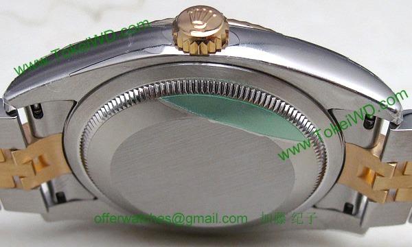 ロレックス(ROLEX) 時計 デイトジャスト 116233G