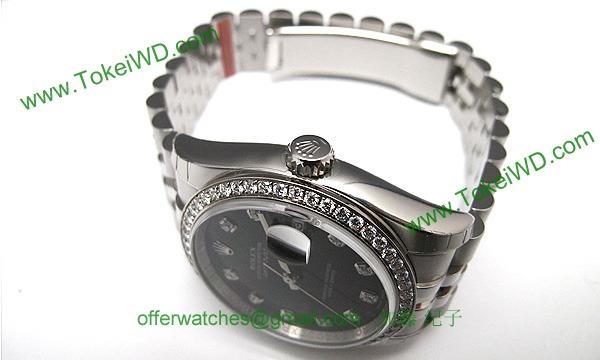 ロレックス(ROLEX) 時計 デイトジャスト 116244G