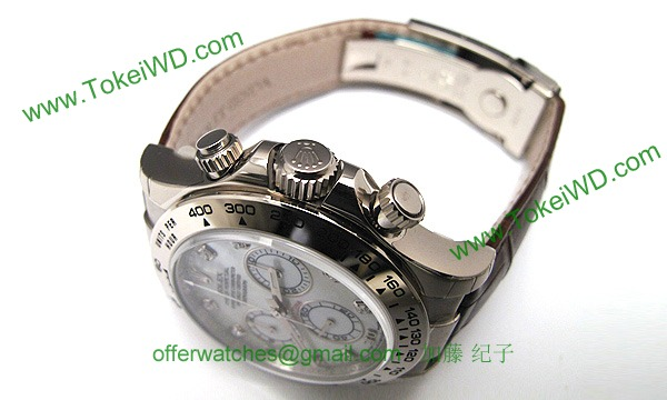 ROLEX ロレックス スーパーコピー 時計 デイトナ 116519NG
