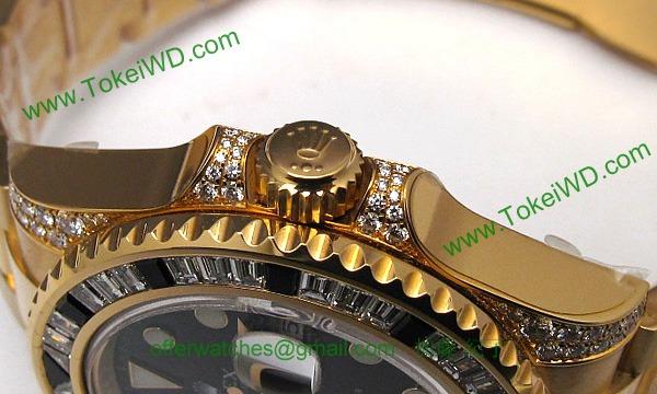 ロレックス(ROLEX) 時計 GMTマスターII 116758SANR