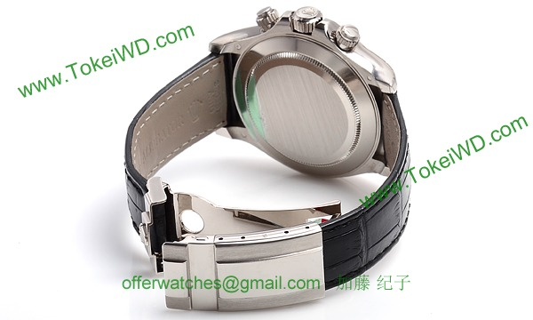ROLEX ロレックス スーパーコピー 時計 デイトナ 116589RBR