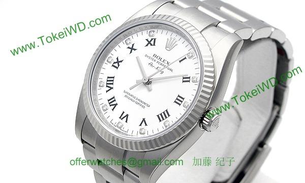 ロレックス(ROLEX) 時計 エアキング 114234G