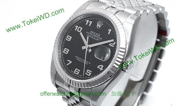 ロレックス(ROLEX) 時計 デイトジャスト 116234