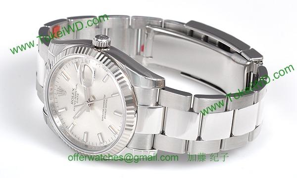 ロレックス(ROLEX) 時計 オイスターパーペチュアル デイト 115234