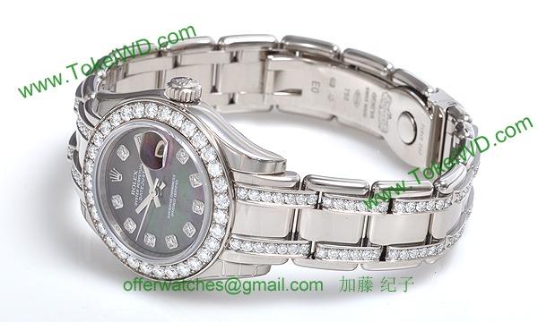 ロレックス(ROLEX) 時計 デイトジャスト 80299NG