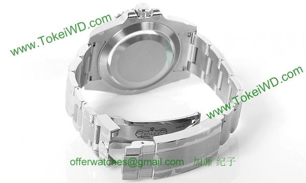 ロレックス(ROLEX) 時計 サブマリーナデイト 116610LN