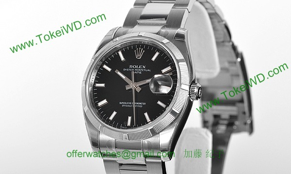 ロレックス(ROLEX) 時計 オイスターパーペチュアル デイト 115210
