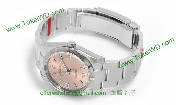 ロレックス(ROLEX) 時計 エアキング 114210