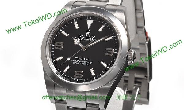 ロレックス(ROLEX) 時計 エクスプローラー 214270