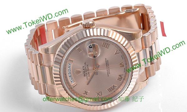 ロレックス(ROLEX) 時計 デイデイトII 218235
