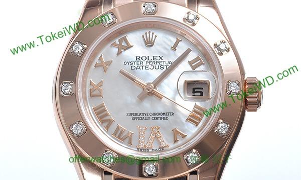 ロレックス(ROLEX) 時計 デイトジャスト 80315NR