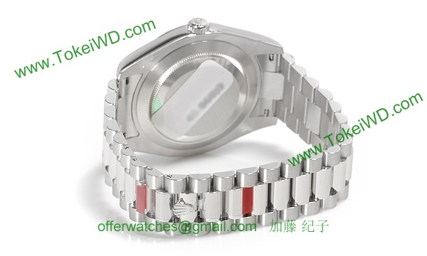 ロレックス(ROLEX) 時計 デイデイトII 218206