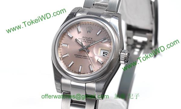 ロレックス(ROLEX) 時計 デイトジャスト 179160