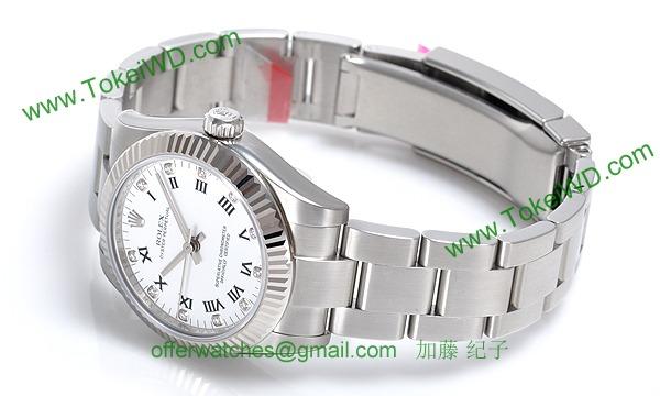 ロレックス(ROLEX) 時計 オイスターパーペチュアル 177234G