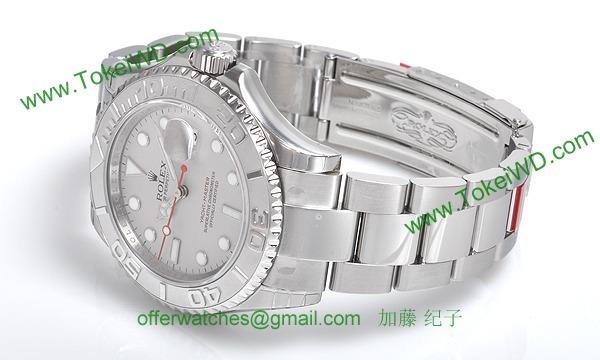 ロレックス(ROLEX)時計コピー ヨットマスター ロレジウム【生産終了モデル】 16622