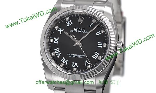 ロレックス(ROLEX) 時計 オイスターパーペチュアル 116034G