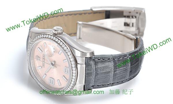 ロレックス(ROLEX) 時計 デイトジャスト 116189