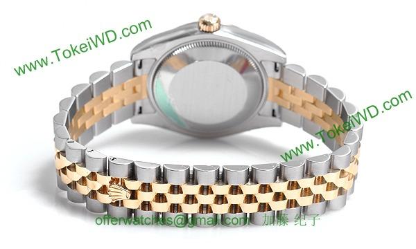 ロレックス(ROLEX) 時計 デイトジャスト 178273G